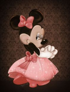 .This is for my little Grand daughter! She loves Minnie!