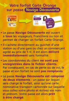 Paris Train Metro Week Pass - Navigo Découverte - Paris by Train