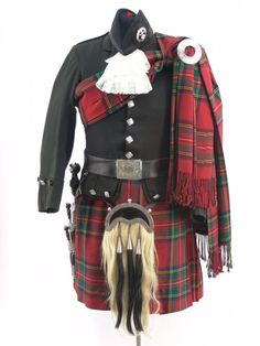 Tartan in the mid to late victorian era