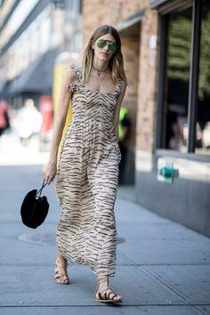 Street Style Nueva York
