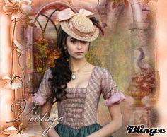 vintage pink lady