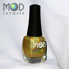 UFO Cover-Up Bottle www.modlacquer.com