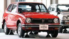 HONDA CIVIC CVCC 1200GL (1975)