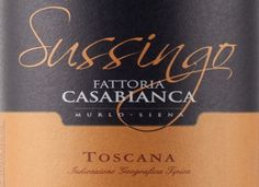 Fattoria Casabianca - Sussingo | Featured at this year's Fall Tradeshow