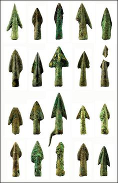 Bronze arrow heads - The Battle of the Tollense River, 1250 BCE Ancient Egyptian Art, Ancient Aliens, Ancient History, Ancient Greece, Indian Artifacts, Ancient Artifacts, European History, American History, Native American Wisdom