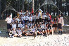 Campamento Regional Uruguay Enero 2012-Homenetmen