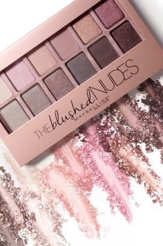 Maybelline's The Blushed Nudes palette