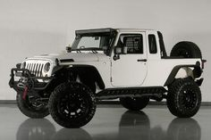 white kevlar jeep
