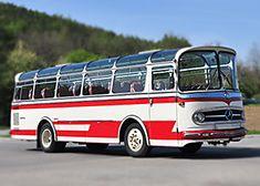 Oldtimerbus-Mercedes-Benz Mercedes Benz, Bus City, Bus Living, Busses, Old Trucks, Transportation, Tourism, Train, Vehicles