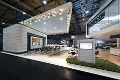 Enercon at Hannover Messe 2013 by Ache   Stallmeier, Hannover   Germany trade fairs