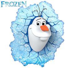 Luminaria-Frozen-Olaf-3D-LED-Light-01
