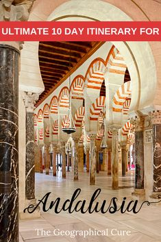 Sun dappled Andalusia is the home of bullfights, flamenco, gazpacho, pristine whitewashed hilltop vi Europe Destinations, Europe Travel Tips, Travel Guides, European Vacation, European Travel, Tenerife, Andalusia Spain, Andalusia Travel, Alhambra Spain