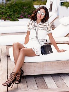 5 Cute Poolside Outfit Ideas From Pinterest