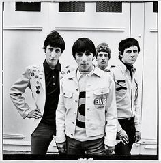 Classic shot of The Who :)
