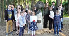 Kiedy blisko półtora roku temu oddział Klubu Kolekcjonera w Zamościu zainicjował akcję zbierania łusek na wykonanie pomnika głuszca, nikt nie przypuszczał, że po tak krótkim czasie będziemy mogli poinformować o jej finiszu.