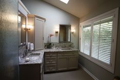 Dublin, Ohio Master Bath remodel by J.S. Brown & Co.