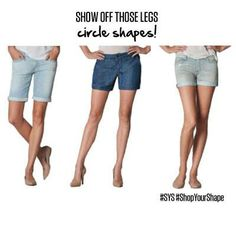 Show off those legs circle shapes! Circle Shape, Triangle Shape, Leg Circles, Inverted Triangle, A Boutique, Body Shapes, Dressing, Legs, Celebrities