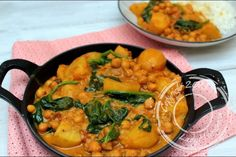 Curry-pommes-terre-pois-chiches-epinards (4)