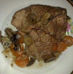 Мясо по-Бургундски