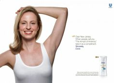 """Dove Deodorant Ad Insults New Jersey, Gets Scrapped 