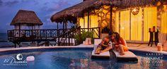El Dorado Spa & Resorts - Adult-Only Beachfront Luxury Resort in Riviera Maya, Mexico.