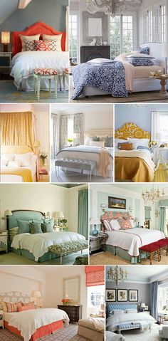 INTERIOR DECORATING/HOME - Dream Master Bedrooms - Merriment Style Blog - Merriment - A Celebration of Style and Substance