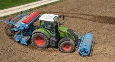 Operation & Smart Farming | Fendt 500 Vario | Tractors - Fendt Tractor Machine, Operation, Farming, Tractors, Agriculture