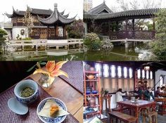 Lan Su Chinese Garden, Portland, Oregon -- This place is wonderful