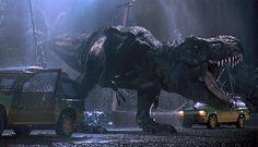 Le T-Rex jurassic park