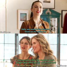 Words Don't Come Easy, Part (5/?) Lena gets invited to spend Thanksgiving with the Danvers  Part 1 Part 2 Part 3 Part 4