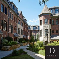 Dunpar Homes transforms forgotten land into environmentally balanced urban living spaces! #BetterByDesign