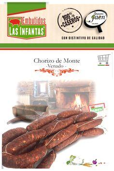 Chorizo De Monte De Venado Chorizo Chorizos Caseros Carne De Cerdo