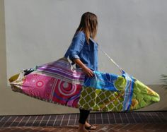 Mi Amor Bolsas Surfboard Bag by Buggs Inc.