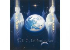 HG Leiendecker - The Guardians of the Earth