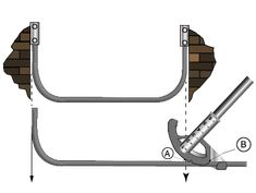 Conduit Bending: Accurate Stubs Electrical Wiring Diagram, Electrical Work, Electrical Projects, Electrical Installation, Electrical Supplies, Conduit Bending, Metal Bending Tools, Metal Working Tools, Sheet Metal Brake