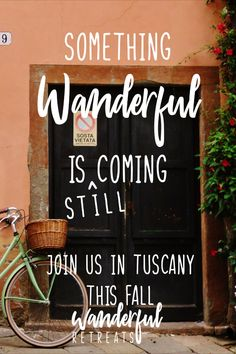 Ready to dust off your passport? Join us in Italy this September at our private villa in Castiglion Fiorentino, OR in the historic center of Lucca! Two curated weeks of food, creating and exploring. Two amazing reasons to dust off your passport and travel to ITALY!