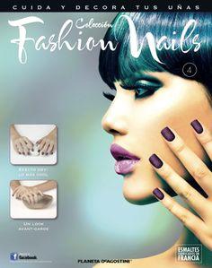 Fascículo 4 de Colección Fashion Nails