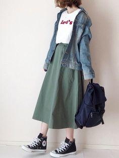 Great korean street fashion koreanstreetfashion is part of Hijab fashion - Korean Street Fashion, Korea Fashion, Asian Fashion, Look Fashion, Fashion Design, Japan Fashion Casual, Japan Street Fashion, Ulzzang Fashion, Hijab Fashion