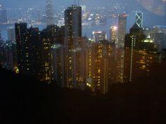 Hong Kong City Lights. City Lights, Hong Kong, New York Skyline, Skyscraper, Building, Travel, Skyscrapers, Viajes, Buildings