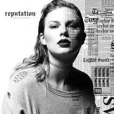 Taylor Swift's new album is called 'Reputation' and the first single comes out tonight  #celebrity #news #photos #movies #tvshows