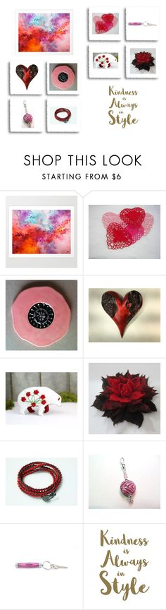 Gifts for her by keepsakedesignbycmm on Polyvore featuring Sixtrees, jewelry, art, accessories and homedecor