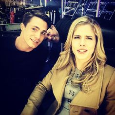 @emilybett's photo on Instagram #Arrow LOVE