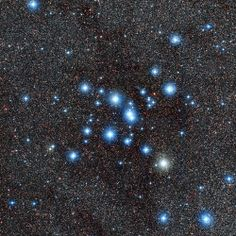 WIRED Space Photo of the Day | Feb. 25, 2014: Scorpion Tail Cluster  ESO  | WIRED.com