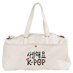 SARANG HAEYO KPOP Duffel Bag