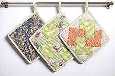 Úžitkový textil - Chňapky - 6625484_