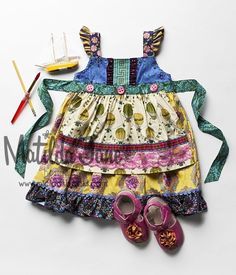 Paint by Numbers – Fall 2013 | Mjc LookBooks - Wisteria No-Knot Dress (RV $56-58) 12M-8 ~ Paint by Numbers Fall 2013