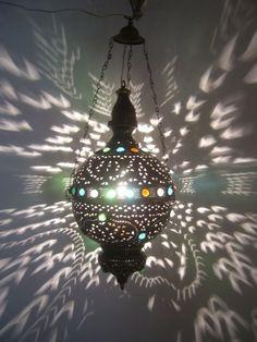 #Moroccan lantern