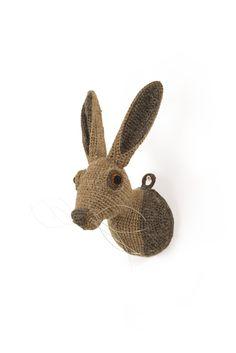 Hare Animal Head