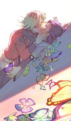 Anime Demon, Manga Anime, Anime Art, Slayer Anime, Manga Games, Fujoshi, Aesthetic Art, Fnaf, Anime Love