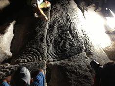 Visita nocturna Área arqueológica A Cabeciña (Mougás)
